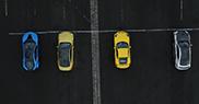 Dragrace: Porsche Cayman GT4 vs. BMW M4 vs. BMW i8 vs. Lexus RC F