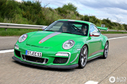 This colour makes the Porsche GT3 RS 4.0 look even more special