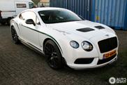 Heerlijkheid: Bentley Continental GT3-R
