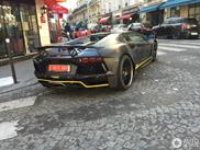 Primeur gespot: Lamborghini Aventador LP700-4 Roadster Hamann Nervudo