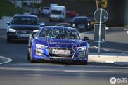 Audi R8 E-tron is één grote mislukking