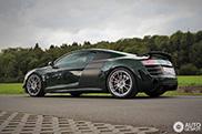 Gespot: Audi R8 GT met een bijzondere samenstelling