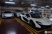 Volgende McLaren P1 wordt gespot in China