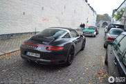 Primeur gespot in Maastricht: Porsche 991 Targa 4S MkII