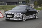 Scherpere Audi TT op komst