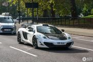 DMC bespoilert deze McLaren 12C aan alle kanten