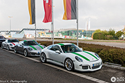 Which Porsche 911R would you pick?