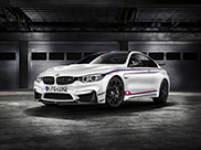 Just cool: BMW M4 DTM Champion Edition