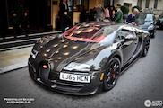 Bugatti Veyron Grand Sport Vitesse: ieder exemplaar is uniek