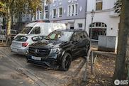 Mercedes-AMG Brabus GLS 850, koning der asobakken