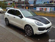 Mansory Design Porsche Cayenne, maken of kraken?