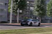 Filmpje: zie tientallen supercars optrekken tijdens Zoute GP!