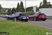 Ga jij voor een blauwe of rode Ferrari GTC4Lusso?