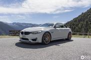Gespot: BMW M4 GTS zoekt de bergen op