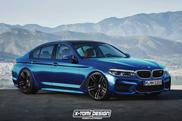 We kunnen nu gaan uitkijken naar de BMW M5 F90