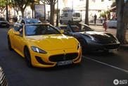Verkies jij de Maserati GranCabrio boven de Ferrari California?