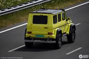 Spot van de dag: Mercedes-Benz G500 4x4