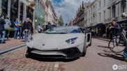 Spot van de dag: Lamborghini Aventador LP750-4 Roadster