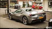 Spot van de dag: Ferrari 488 Spider