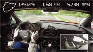 Filmpje: Camaro ZL1 is sneller over de ring dan een Koenigsegg
