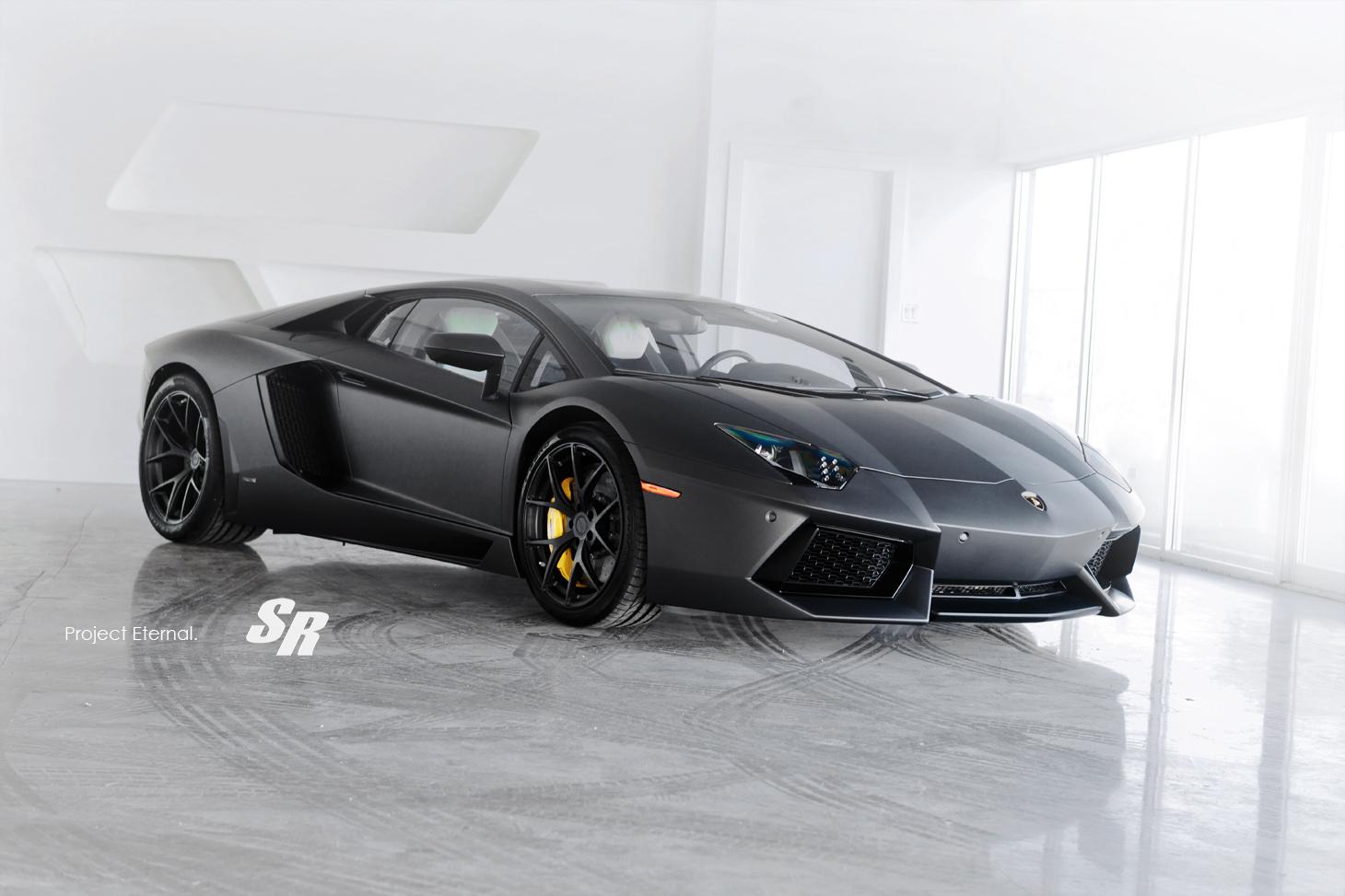 Proyecto Eternal Lamborghini Aventador Lp700 4 Con