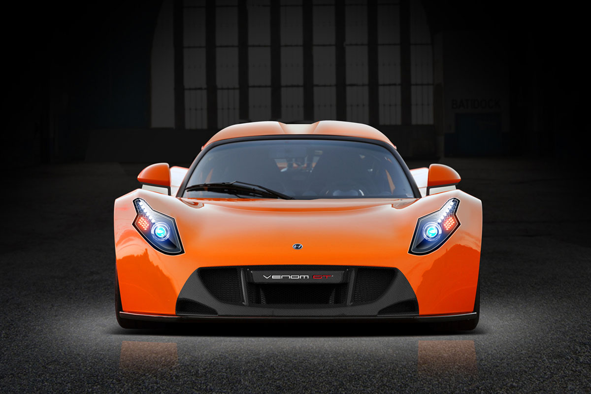 Hennessey Venom GT will be more powerful: welcome GT2!