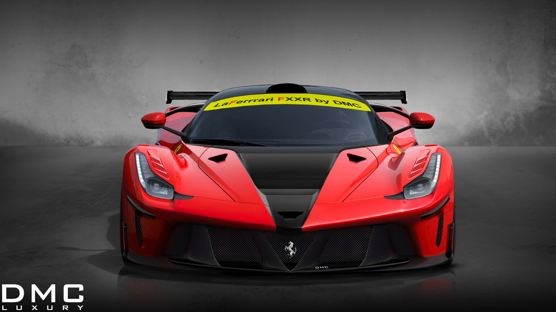 Dmc Transforms The Laferrari Into The Laferrari Fxxr