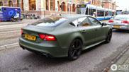 Spot van de dag: Audi RS7 Sportback