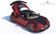 Als dit maar goed gaat, V8 in Alfa Romeo 4C