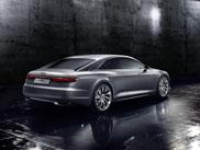 Audi prologue kondigt nieuw designtijdperk aan