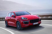 Porsche Cayenne GTS will be introduced on the Los Angeles Auto Show