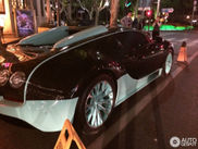 Bugatti Veyron can't be anonymous in Shanghai