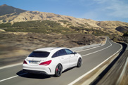 Mercedes-Benz CLA 45 AMG Shooting Brake is a fact
