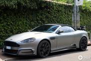 Niet zo stijlvol meer: Aston Martin Mansory DB9 Volante