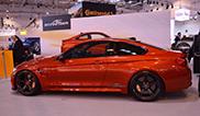 Essen Motor Show 2014: AC Schnitzer M4 Coupé