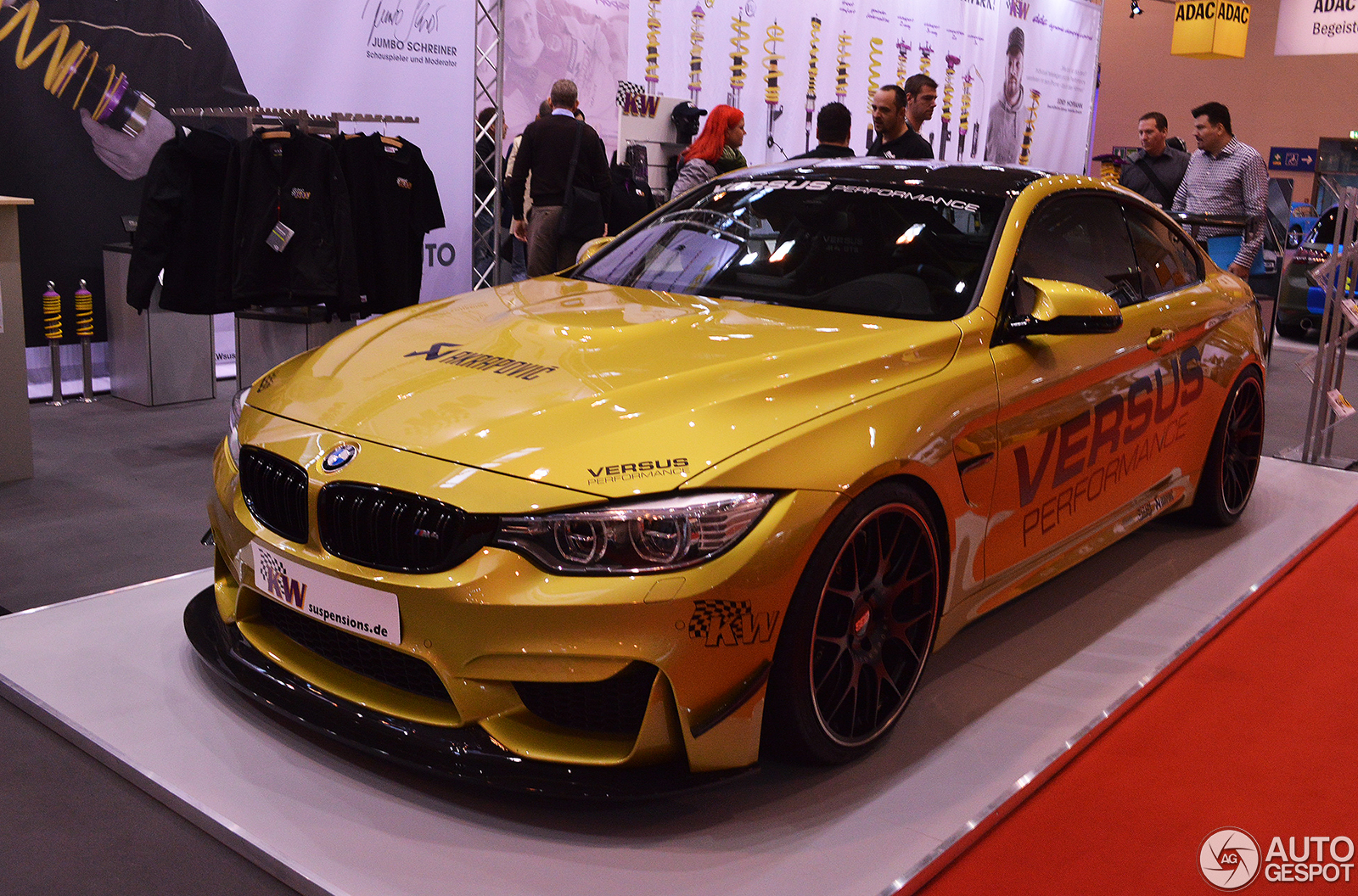 essen motor show 2014 versus performance bmw m4 coup. Black Bedroom Furniture Sets. Home Design Ideas