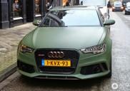 Afrojack gaat voor groen met zijn Audi RS6 Avant