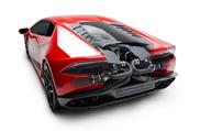 Zien we hier twee turbo's op een Lamborghini Huracán LP610-4?