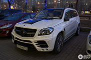 Deze Mansory GL63 AMG is pure overdaad