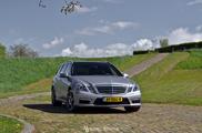 Photoshoot: Mercedes-Benz E 63 AMG Estate