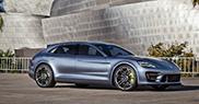 Volgende generatie Porsche Panamera wordt dynamischer