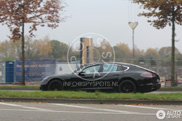 Porsche Panamera 2015 shows up on the streets