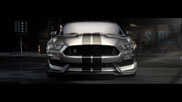 Shelby Mustang GT350 is ready for battle