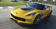 Chevrolet Corvette C7 Z06 is relatief goedkoop