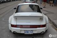 Niet ieders smaak: Strosek 964 Turbo Targa