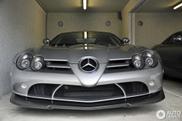 Spot van de dag: Mercedes-Benz SLR McLaren 722-combo