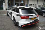 Spot van de dag: een bekende Audi RS6 Avant C7