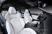 Vilner improves the interior of the Audi RS6 Avant