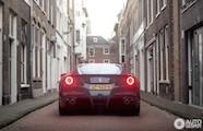 Spot van de dag: Ferrari F12berlinetta in Rotterdam