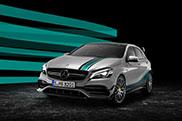 Mercedes-AMG viert feest met succesvol Formule 1 seizoen